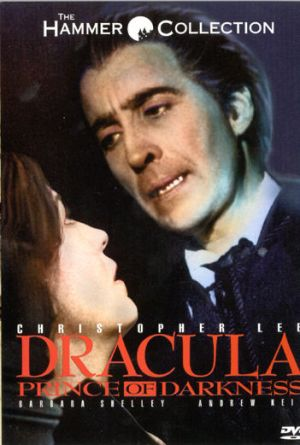 Dracula prince of Darkness 1966